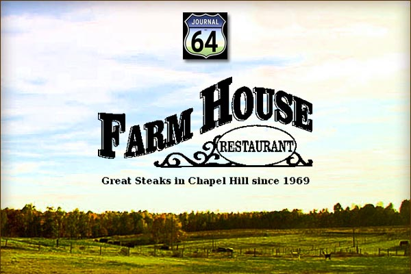 Farm House Restaurant Chapel Hill Nc