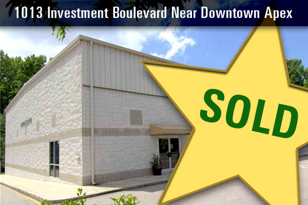 1013 investment boulevard near downtown apex julie for Apex block homes