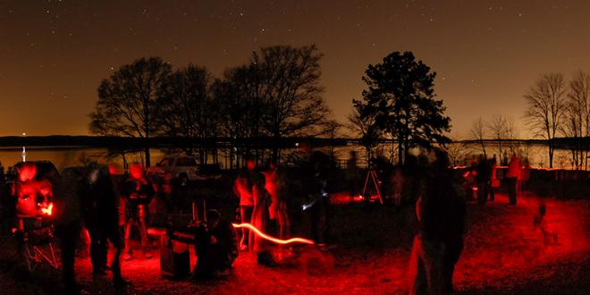 Jordan Lake Skywatching