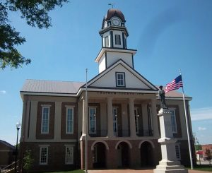 Chatham County Courthouse